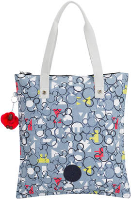 Kipling Hip Hurray Disney's 90 Years of Mickey Mouse Hip Hurray Tote Bag