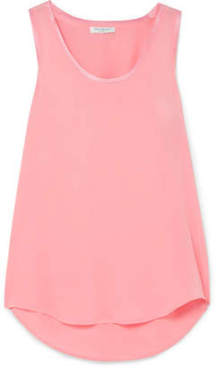 Equipment Mel Washed-silk Tank - Blush