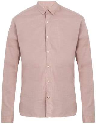 Oliver Spencer Tab-collar cotton shirt