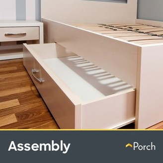 Home Installation & Assembly Bed Assembly - Storage Bed by Porch Home Services