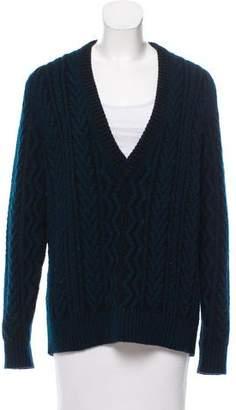 Proenza Schouler Oversize Cashmere Sweater