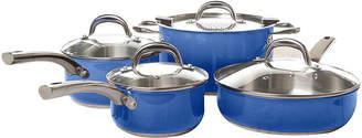 JCPenney SIMPLEMENTE DELICIOSO Simplemente Delicioso Arte Gourmet 8-pc. Cookware Set