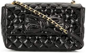 Moschino Cheap & Chic diamond quilt crossbody bag