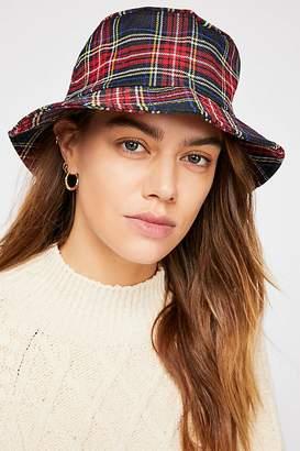 Dionne Plaid Bucket Hat