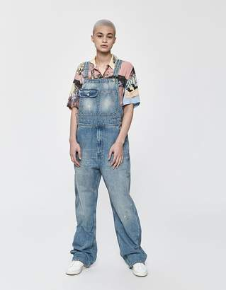 Our Legacy Bib Distressed Dungaree