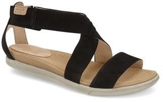 Women's Ecco Damara Sandal $119.95 thestylecure.com
