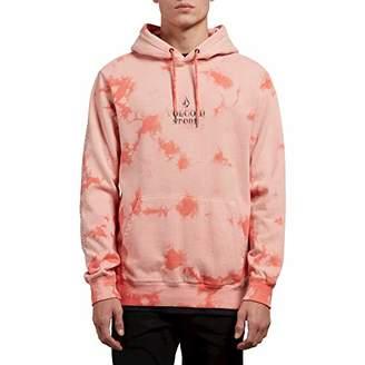 Volcom Men's Resist Pullover Fleece Hooded Sweatshirt