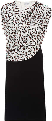 Narciso Rodriguez Embroidered Dress