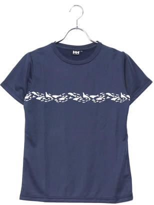 Helly Hansen (ヘリー ハンセン) - ヘリーハンセン HELLY HANSEN レディース トレッキング 半袖Tシャツ S/S ROUND SEAL TEE HE61830