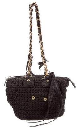 a6556ab7c4 Dolce & Gabbana Black Top Zip Shoulder Bags - ShopStyle
