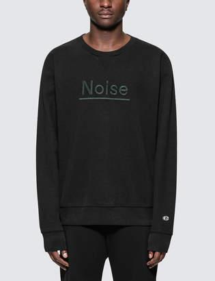 Wood Wood Champion Reverse Weave x Champion Noise Sweatshirt