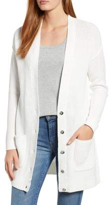 Caslon Long Cardigan