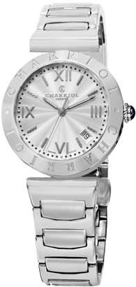 Charriol Women's AMS920001 Alexandre C Analog Display Swiss Quartz Watch