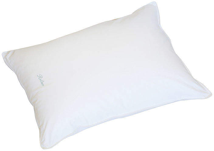 THE PILLOW BAR Breakfast in BedTM Down Alternative Pillow Euro Pillow with RELAX