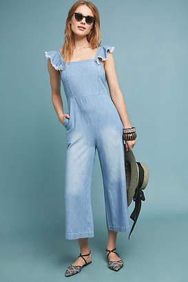 52370fc5e26 Dolan Left Coast Minnie Chambray Jumpsuit