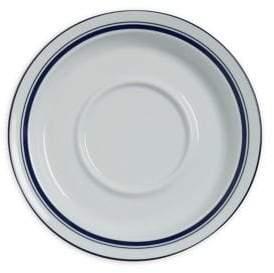Dansk Christianshavn Porcelain Dinnerware Saucer