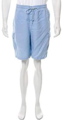 Vilebrequin Woven Cargo Shorts