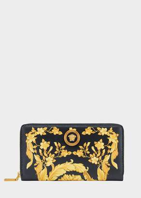 Versace Barocco Print SS'92 Wallet