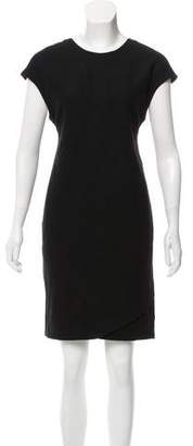 Narciso Rodriguez Cap Sleeve Knee-Length Dress w/ Tags