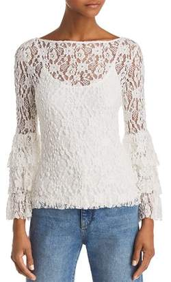 Bailey 44 Sorority Bell Sleeve Lace Top