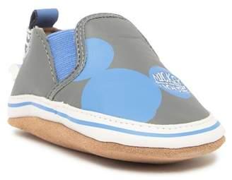 Robeez Hey Mickey Crib Shoe (Baby)