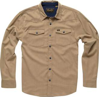 Howler Brothers Stockman Stretch Long-Sleeve Snap Shirt - Men's