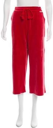 Sonia Rykiel High-Rise Wide-Leg Pants