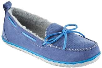 L.L. Bean L.L.Bean Women's Mountain Slipper Moc, One Eye Perforated