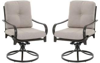 Sonoma Goods For Life SONOMA Goods for Life Claremont Swivel Patio Chair 2-piece Set