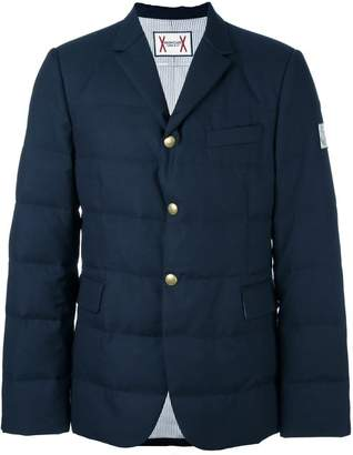Moncler Gamme Bleu padded blazer