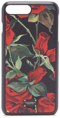 Dolce & Gabbana iPhone® 7/8 rose-print case