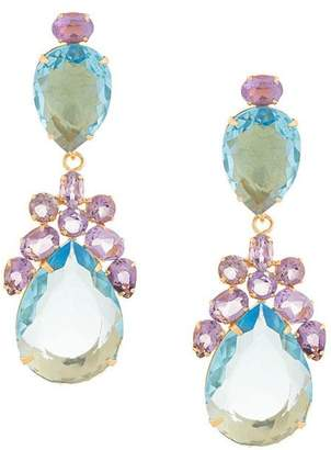 Bounkit Jewelry pierced earrings