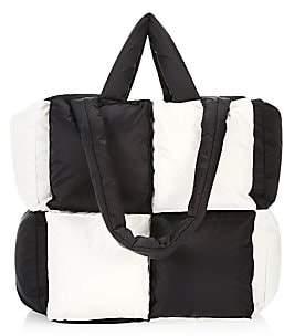 Off-White Women's Small Puffy Nylon Bag