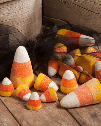 Bethany Lowe Candy Corns in Bag Halloween Decor, Set of 20