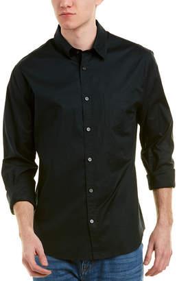Vince Pocket Woven Shirt