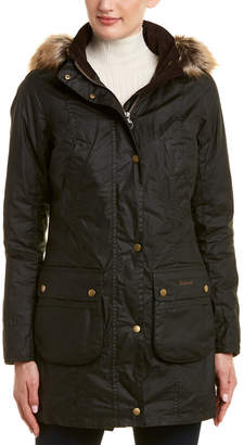 Barbour Nevis Wax Coat