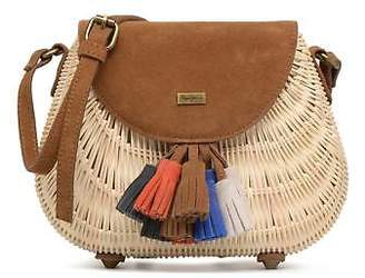 Pepe Jeans New Women's Cosmo Bag In Beige