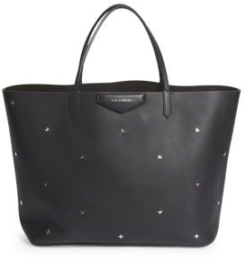 Givenchy Antigona Large Metal Cross Leather Tote $2,450 thestylecure.com