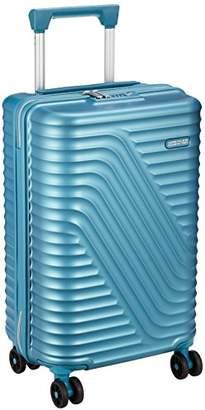 American Tourister (アメリカン ツーリスター) - [アメリカンツーリスター] スーツケース HIGH RICK ハイロック スピナー55 機内持込可 機内持込可 保証付 32.5L 55cm 2.6kg DM1*71001 71 ラグーンブルー