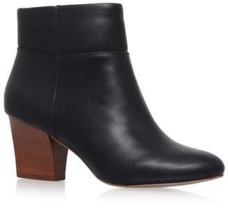 Nine West Black 'Caseylu3' High Heel Ankle Boots