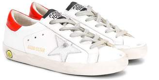 Golden Goose Kids Super Star low top sneakers