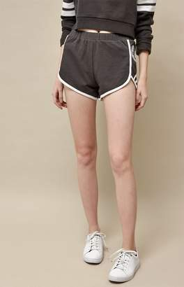 La Hearts Retro Runner Shorts