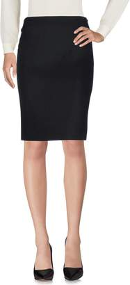 Bouchra Jarrar Knee length skirts - Item 35326754ME