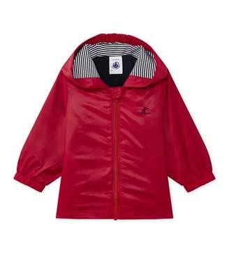 Petit Bateau (プチ バトー) - ナイロンフード付きジャケット