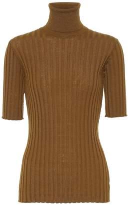 Bottega Veneta Wool turtleneck top