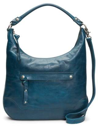Frye Melissa Large Leather Hobo Bag