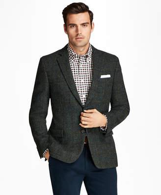 Brooks Brothers Regent Fit Harris Tweed Multi-Deco Sport Coat