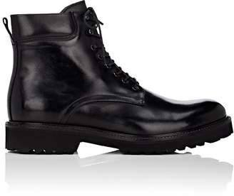 Barneys New York Men S Lug Sole Leather Boots