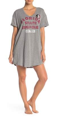 Munki Munki Florida State Seminoles Sleep Shirt