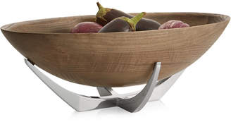 Nambe Cabo Collection Oval Serving Bowl